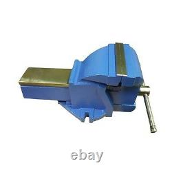 Heavy Duty 8 (200mm) Professional Engineers Bench Vice Swivel Base TBT3428S