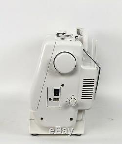 Heavy Duty Janome Memory Craft 6600 Professional Sewing Machine