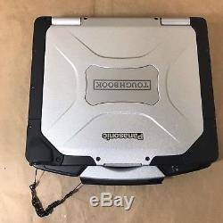 Heavy Duty Panasonic ToughBook CF-30, C2D-L7500@1.6, TouchScreen