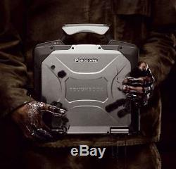 Heavy Duty Panasonic ToughBook CF-30, C2D-L9300@1.6, TouchScreen