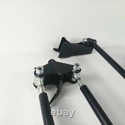 Heavy Duty Parallel Full Size Universal Four Link Kit Hot Rod Truck Rat PRO