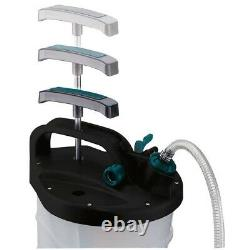 Heavy Duty Professional 10 Litre Air Operated & Manual Operated Fluid Extractor