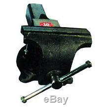 Heavy Duty Professional 8 Steel Shop Bench Vise with 9 Jaw Opening / Warranty