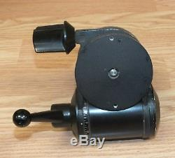 Heavy Duty Sinar Pan Tilt Head For Professional Camera Tripod Equipment READ