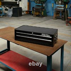 Hilka HD Pro+ 2-Drawer Add On Tool Chest Heavy Duty Steel industrial New