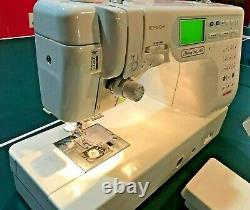Janome MC6600P Professional Heavy Duty Sewing Machine