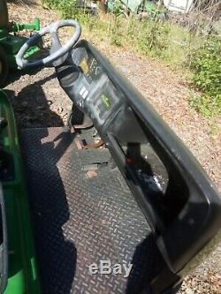 John Deere Pro Gator 2020 Gas Heavy Duty Utility Vehicle Hydraulic Dump Bed Aux