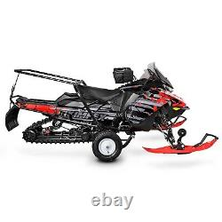 Kimpex Snowmobile X-Pro Shop & Garage Dolly Cart Lift Sled Heavy Duty Transport