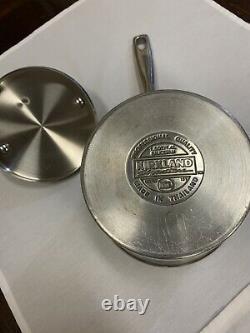 Kirkland Professional Series 13-Piece Stainless Steel Cookware Set Heavy Duty