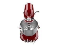 KitchenAid HEAVYduty pro 500 Stand Mixer Lift Rksm500psGC 5-qt Dark Red Cinnamon