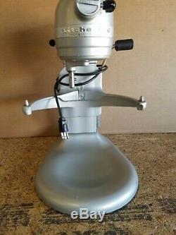 KitchenAid Pro 600 10-speed lift-bowl stand mixer Professional heavy duty