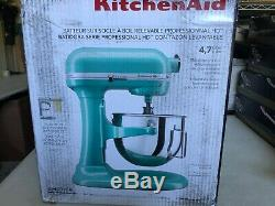KitchenAid Professional 5-Quart Heavy-Duty Stand Mixer, Aqua Sky KG25H0XAQ