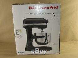KitchenAid Professional Heavy-Duty Stand Mixer Black KG25HOXBM