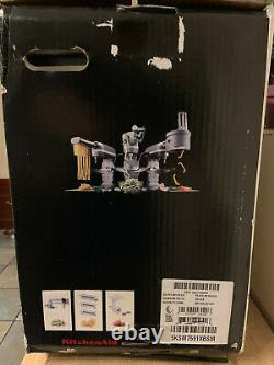 Kitchenaid Professional 6.9lt Heavy Duty Mixer, Silver, 5ksm7591xbsm, Bnib