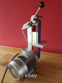 Knife Making Belt Grinder Professional Belt Sander Knifemaking Fabrication Tool