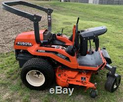 Kubota ZD21 60 in. Mower in great Condition with heavy duty pro Deck. 920 Hours