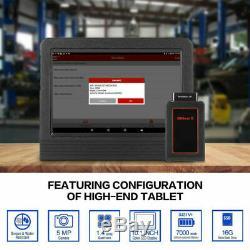 LAUNCH X431 V+ CRP129X OBD2 Auto Diagnostic Scanner Code Reader ECU Key Coding