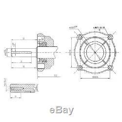 LF200S-PRO 6.5hp LIFAN Heavy Duty Petrol Engine Replaces GX160 GX200 20mm shaft