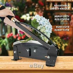 Larksilk Fresh Flower Stem Cutter Heavy Duty Professional Grade 14 Blade