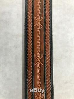 Leather Embossing Machine Heavy Duty Ozarks Pro Model 10 Inch Throat
