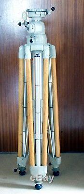 Linhof Heavy Duty Pro Professional Holz Stativ 003306 S420H (wie 003323 S420R)
