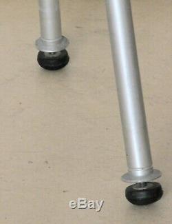 Linhof Heavy Duty Rohr Professional Stativ Mod. IV mit großer Kurbelsäule