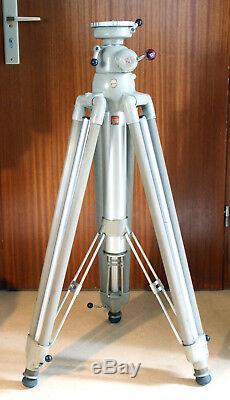 Linhof Professional R Rohr 003323 Heavy Duty Pro S420R +Kurbelsäule 003755