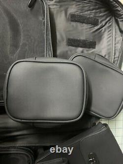 MAC Cosmetics Backpack Pro Travel Bag Makeup Case