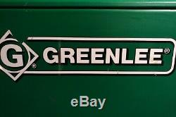Made In Usa! Professional Job Site Gang Box Heavy Duty Heavy Duty! Greenlee