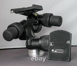 Manfrotto 405 Pro Geared Head, Heavy Duty & Precise Adjustments