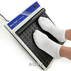 Maxi Rub Foot Massager 2 Speed Heavy Duty Professional Model Free Shipping