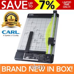 NEW IN BOX CARL A3 Heavy Duty Professional Paper Trimmer DC230N Office AUS WTY