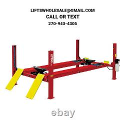 New AMGO PRO-12ASX 12,000 lb 4-Post Alignment Lift