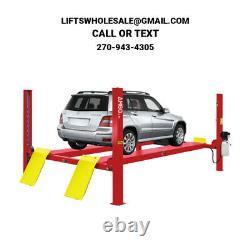 New AMGO PRO-12 12,000 lb 4-Post Lift