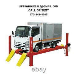 New AMGO PRO-18 18,000 lb 4-Post Lift
