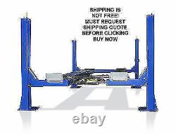 New Best Value Professional 14K 14000 LBS. Open Front Auto Alignment Lift