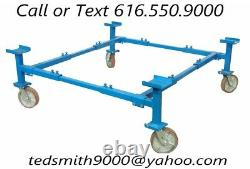 New Best Value Professional 3000 LBS. Universal Auto Body Cart Dolly Stand