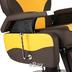 New Pro Hydraulic All Purpose Barber Chair HeavyDuty Reclining Salon Spa Shampoo