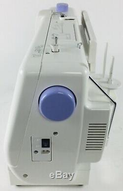 Nice Heavy Duty Janome Memory Craft 6500 Professional Sewing Machine