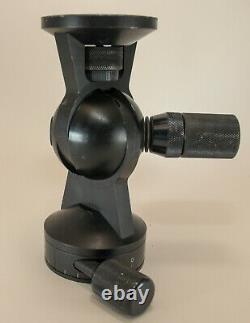 Npc Heavy Duty Pan Tilt Pro Ball Head! Excellent Plus Condition