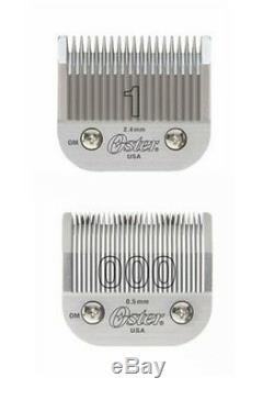 OSTER Professional CLASSIC 76 Hair Clipper 76076-010 Blades 76918-086 76918-026