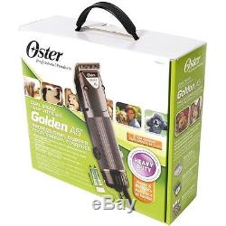 Oster GOLDEN A5 PROFESSIONAL ANIMAL CLIPPER Dual Speed, Heavy Duty USA Brand
