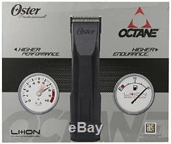 Oster Octane Li-Ion Heavy Duty Professional Cordless Hair Clipper 76550-100