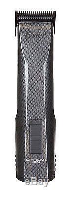 Oster Octane Li-Ion Heavy Duty Professional Cordless Hair Clipper 76550-100 Cut