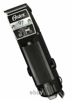Oster Pro 97-44 Detachable Blade Heavy Duty Clipper Overseas Use