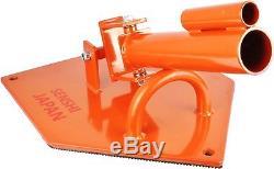 PROFESSIONAL GYM Quality Super Heavy Duty T-Bar Row Platform / Landmine (25kg)