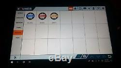 PRO-GRADE Heavy Duty (34 BRANDS) Truck Diagnostic Tablet Scanner + (WiFi) Module