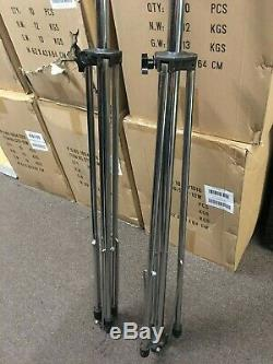 Pair Bose Professional Heavy-Duty Loudspeakers Stands (802 STANDS ONLY)
