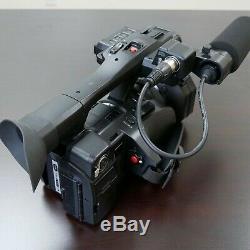 Panasonic HC-X1000 4K Camcorder Kit with 3 Batteries & Vanguard Heavy Duty Case
