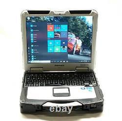Panasonic Toughbook CF-31n Laptop Intel Core i5, 8GB Ram 512GB SSD Wni 10 Pro